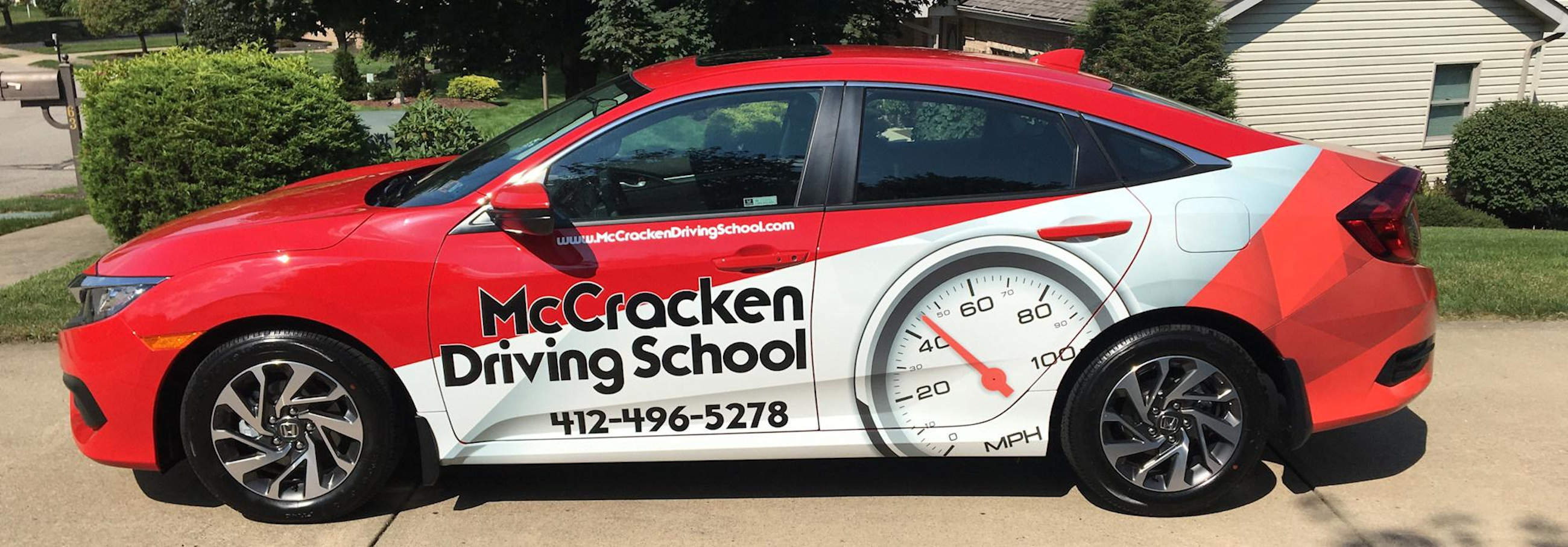 McCracken Driving School